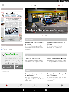 News aus Liechtenstein- screenshot thumbnail