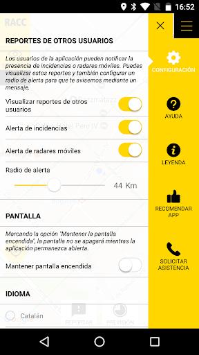 RACC Infotransit screenshot 6