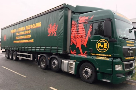 Get your name on a lorry