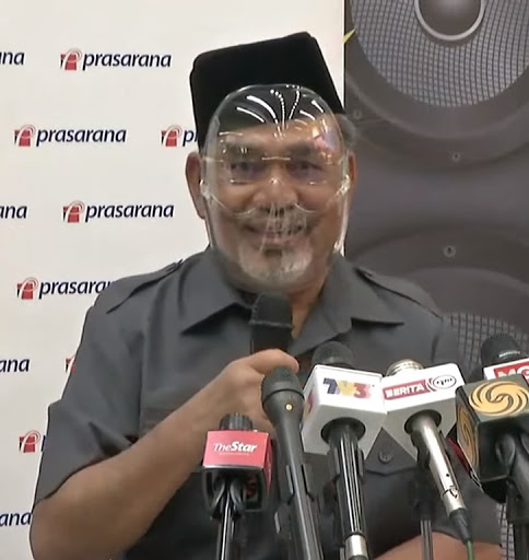 Ex-Prasarana Chairman Tajuddin Wants To Take Legal Action Against Those Who Have Smeared His Name