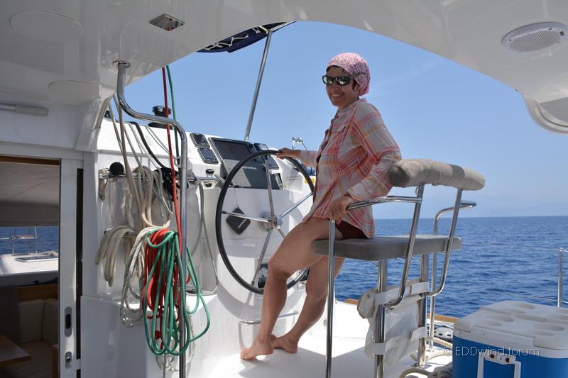 Хочу на яхту! Яхтенный поход.   IBK9Vp