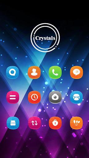 CM 水晶世界主題(梅麗莎 透明水晶)