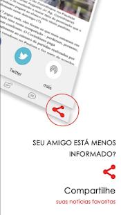 Central das Notícias for PC-Windows 7,8,10 and Mac apk screenshot 3