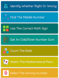 Brain Games For Adults - Calculation & Mental Math Screenshot