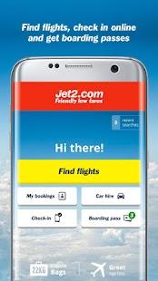 Jet2.com - náhled