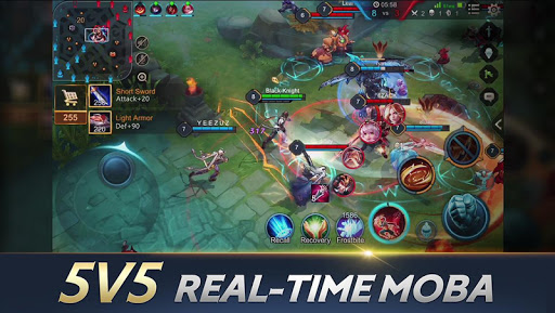 Garena AOV - Arena of Valor 1.19.1.1 screenshots 1