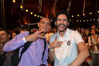 Photo: Chego y Quiroga a duo
