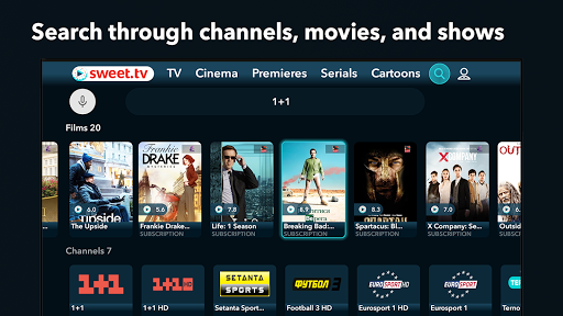 SWEET.TV - TV online for TV and TV-boxes 2.2.4 screenshots 14