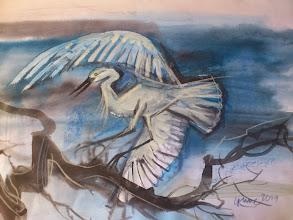 Photo: Ludvík Kunc - akvarel č. 5
