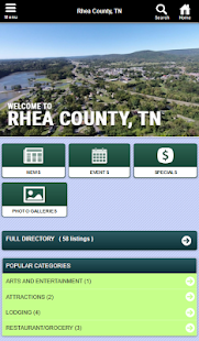 Rhea County, Tennessee- screenshot thumbnail