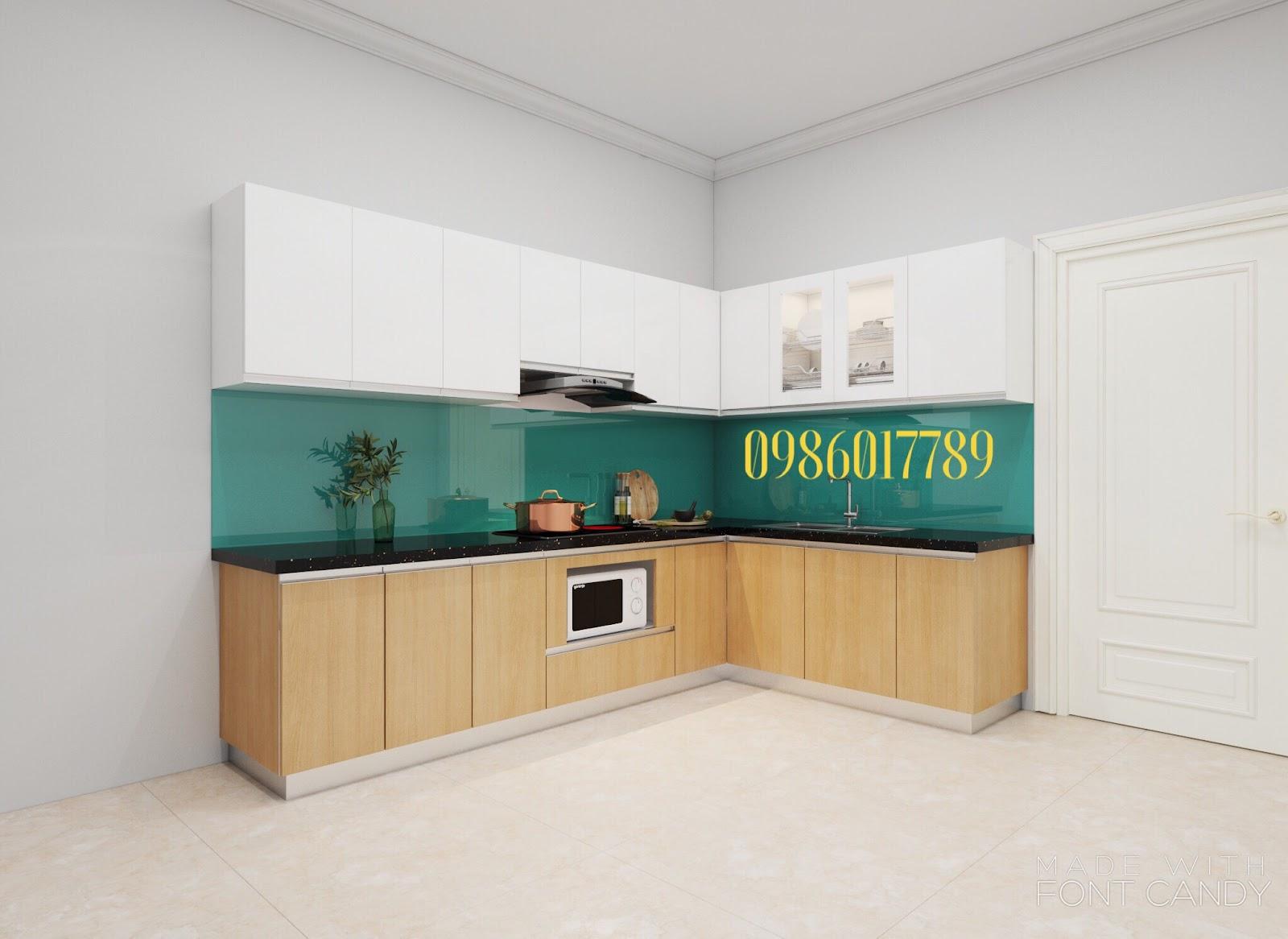 kinh nghiệm chọn tủ bếp Hải Phòng