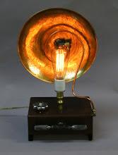Photo: dragon lamp