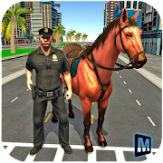 Mounted Police Horse Chase 3D