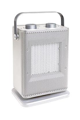Adax VV50 CAT Kermaisk Värmefläkt 1200/2000W Vit