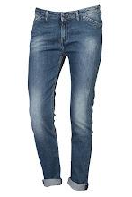 Photo: Jean boyfit REIKO, 5 poches - Mode BE