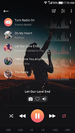 Music player 1.44.1 screenshots 2