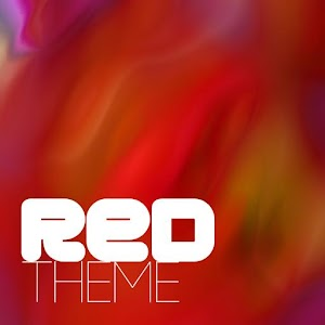 Theme Xperia™ Red apk