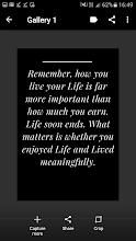 Positive Thoughts screenshot thumbnail