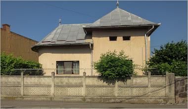 Photo: Trâmbiță, Luleaua turcului (Campsis radicans) - din Turda, Str. Bicazului - 2019.06.15