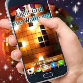 Light Grid Live Wallpaper
