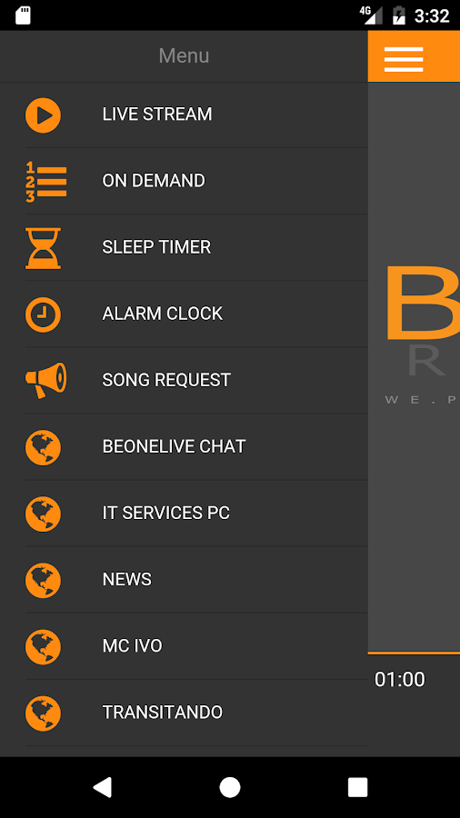 BEONE RADIO- screenshot