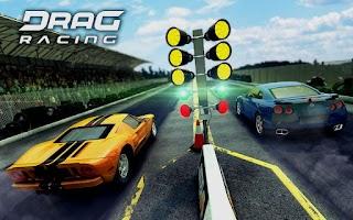 Screenshot of Drag Racing Classic