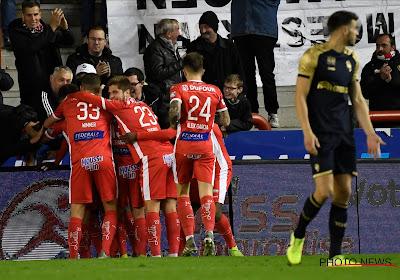 Moeskroen wint nog eens, Antwerp blijft in hetzelfde bedje ziek