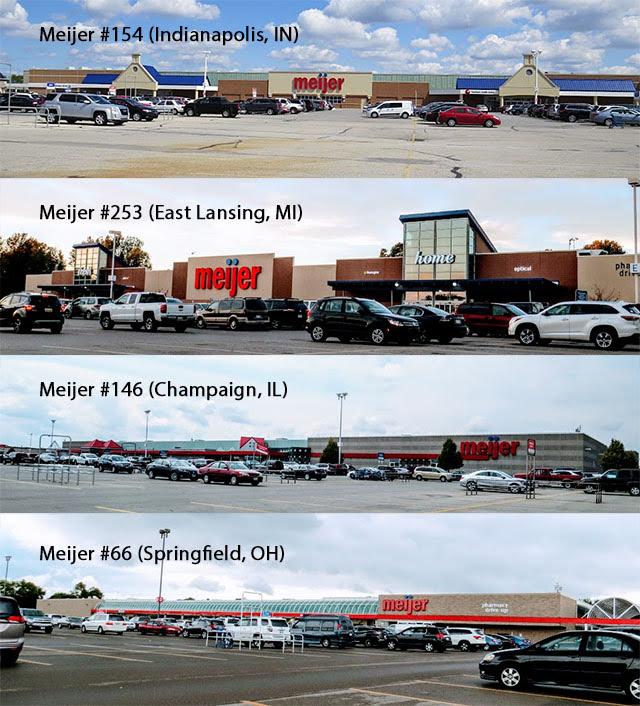 Meijer stores