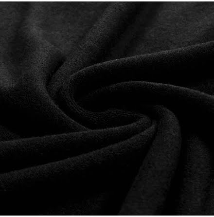 Viskostrikå - svart