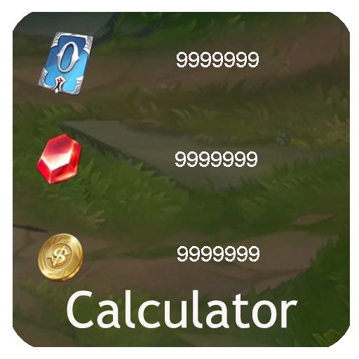 Quan Huy Calculator Lien quan