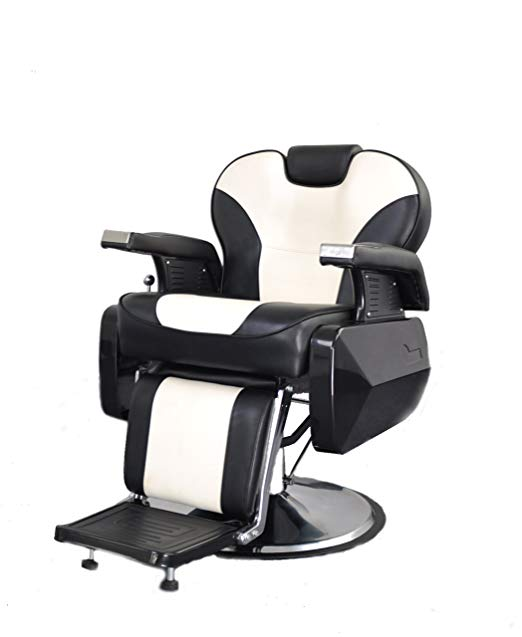 Exacme Hydraulic Recline Barber Chair