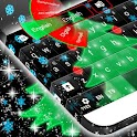 Luci di Natale GO Keyboard icon