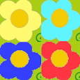 Hundred Flowers (100) icon