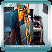 Affordable DIY Backpacks