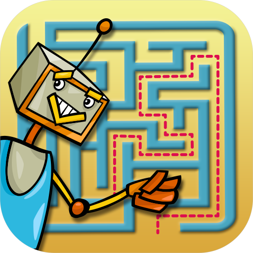 Mazes for kids - Brain games