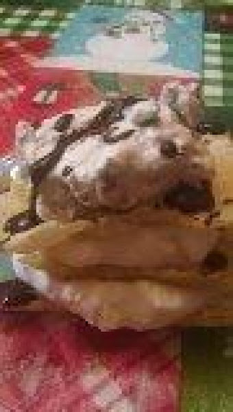 Triple Cheesecake Napoleon Stack Recipe