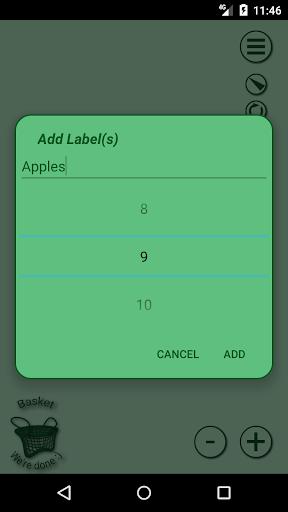 Labels (Lists Keeper) 3.4 screenshots 2