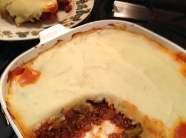 Hamburger Pie Recipe