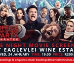 Date Night - Office Christmas Party : Movies in the Vines
