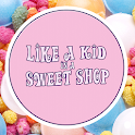 A Kid in a SweetShop