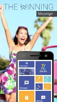 Zulka App - Messaging App That Rewards