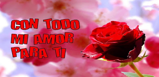 Flores Con Frases De Amor Apps On Google Play