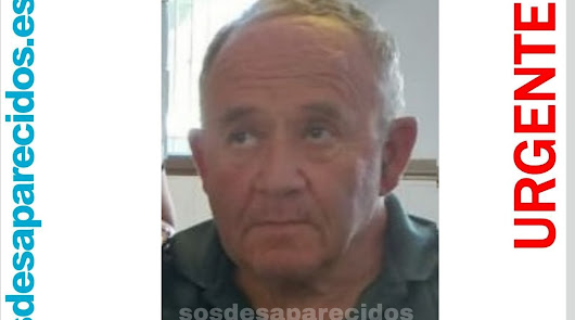 Buscan a un hombre desaparecido en Vélez Rubio el lunes 30 de diciembre
