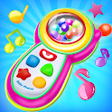 Cute Baby Phone Toy Fun icon