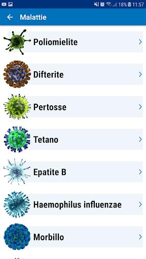 APP Vaccini