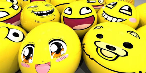 Funny Smile  Emoji screenshot