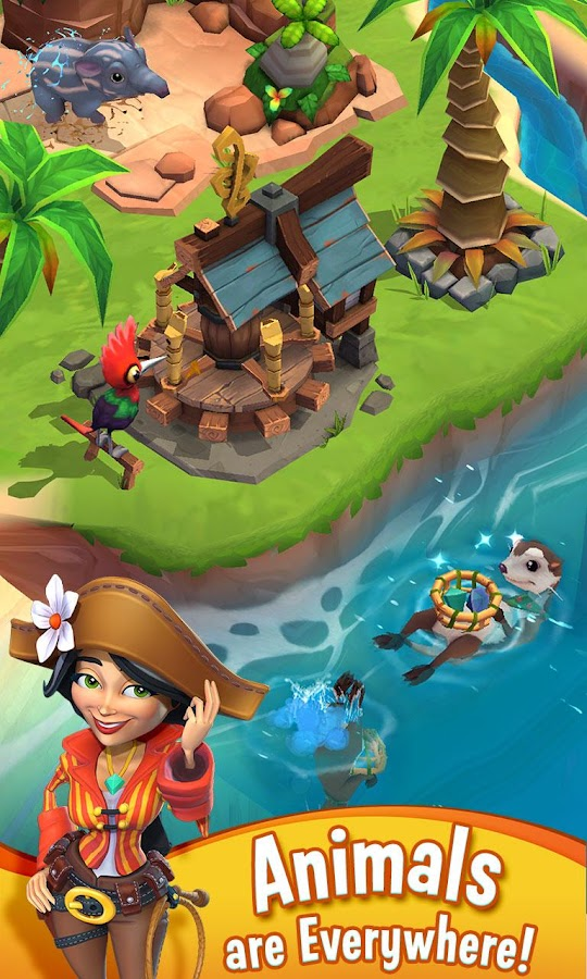 Paradise Bay - Android Apps on Google Play