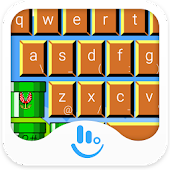 Keyboard Theme for Super Dario