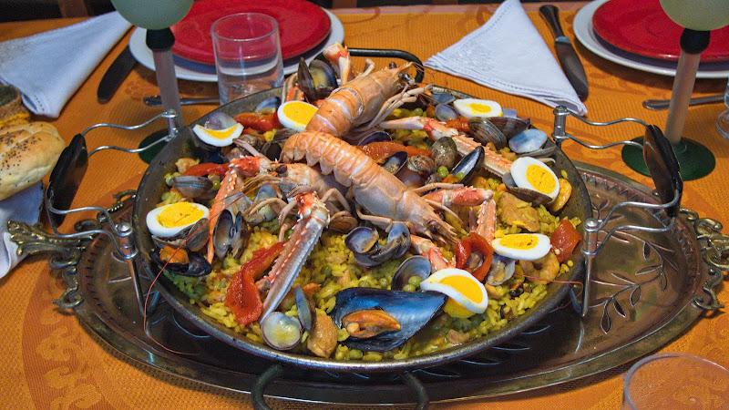 Paella de Marisco di AdAlce