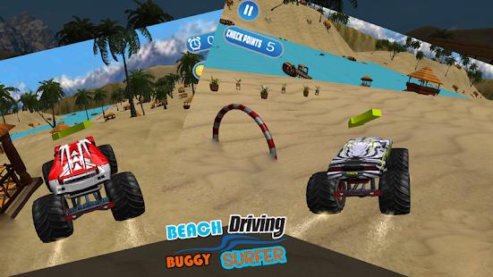 Plážové jízdy Buggy Surfer Sim - náhled